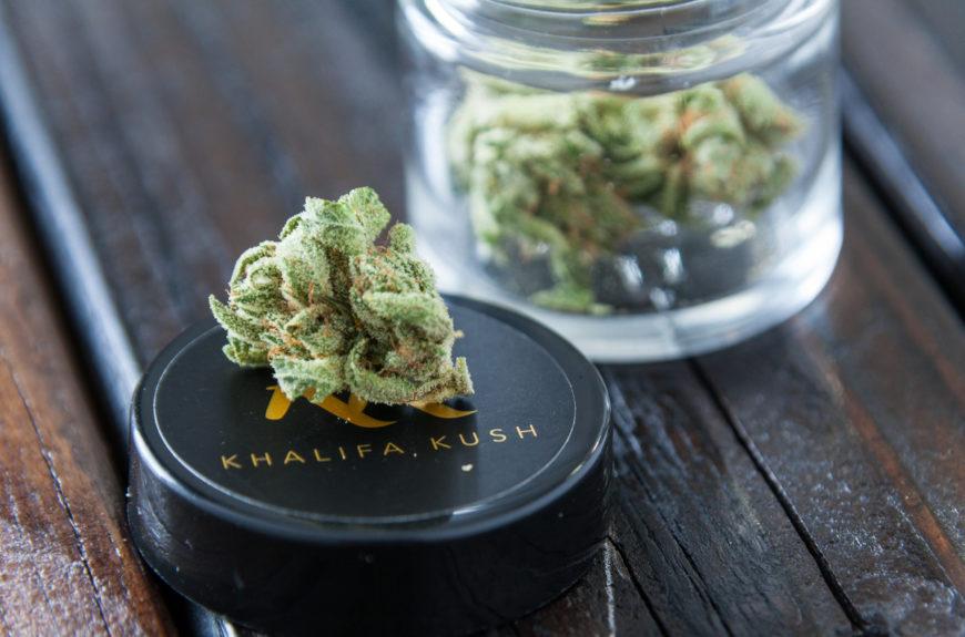 Celebrity Whiz Khalifa brand cannabis